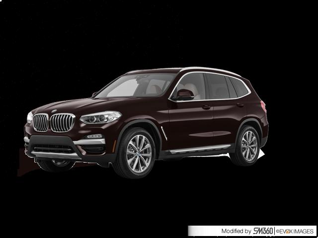 2019 BMW SAV X3 X3 XDRIVE30I - Exterior - 1
