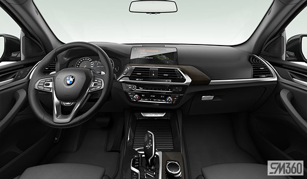 2019 BMW SAV X3 X3 XDRIVE30I - Interior - 1