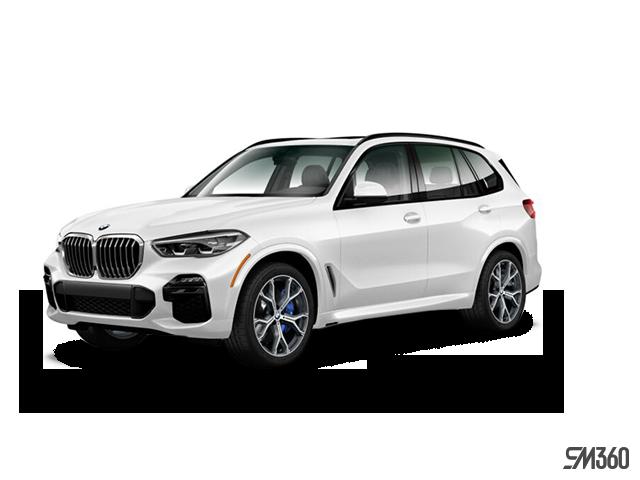 2019 BMW SAV X5 X5 XDRIVE 40i - Exterior - 1