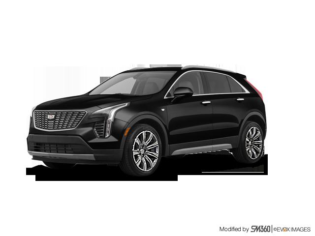 2019 Cadillac XT4 Luxe Haut de gamme TI - Exterior - 1