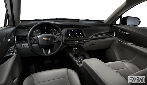 2019 Cadillac XT4 Luxe Haut de gamme TI - Interior - 1
