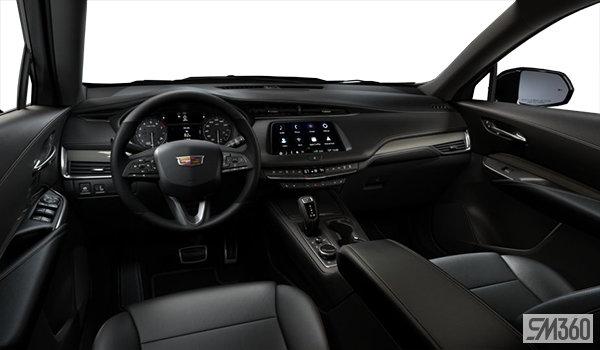 2019 Cadillac XT4 Sport TI - Interior - 1