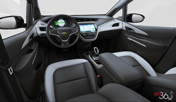 2019 Chevrolet Bolt EV Premier - Interior - 1