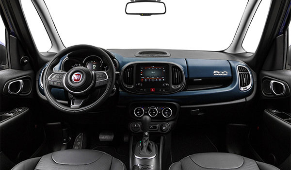 Fiat 500 lounge 2019