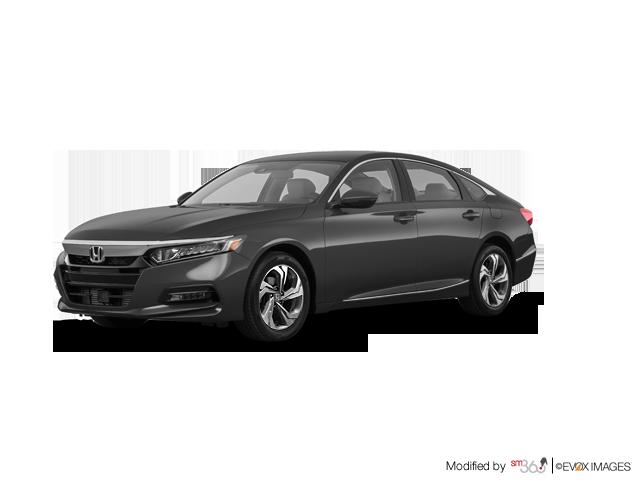 2019 Honda Accord Sedan EXL CVT - Exterior - 1