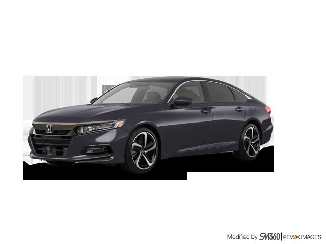 2019 Honda Accord Sedan 2.0 Sport 10AT - Exterior - 1