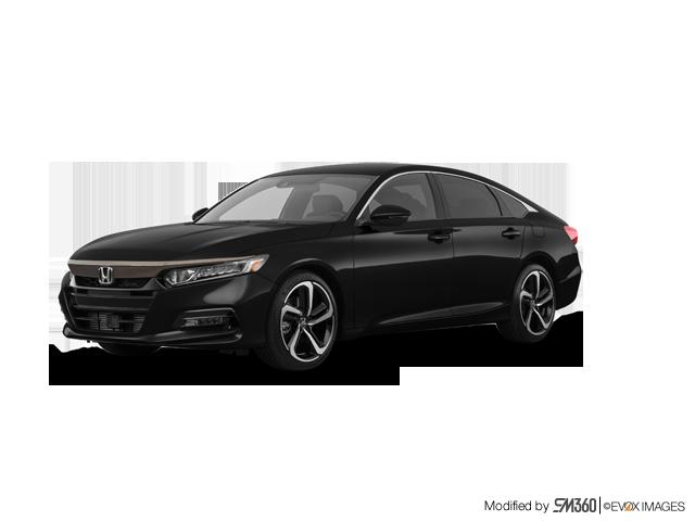2019 Honda Accord Sedan Sport MT - Exterior - 1