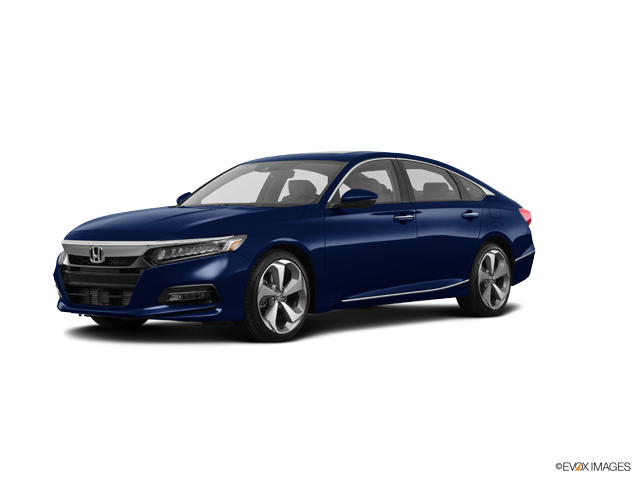 2019 Honda Accord Sedan Touring CVT - Exterior - 1