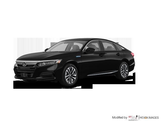 2019 Honda Accord Hybrid Sedan - Exterior - 1