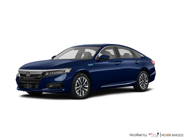2019 Honda Accord Hybrid Sedan Touring - Exterior - 1