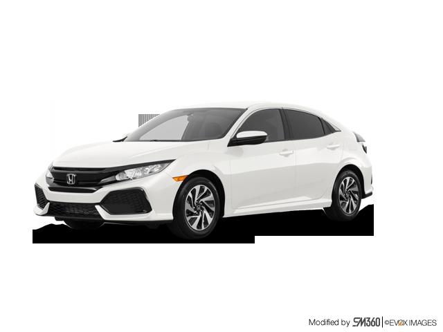2019 Honda Civic Hatchback LX CVT - Exterior - 1