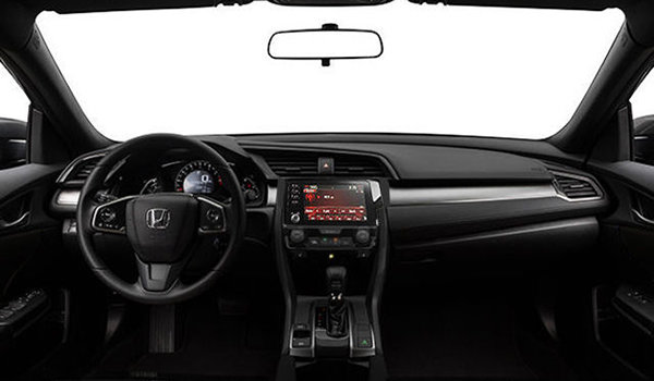 2019 Honda Civic Hatchback LX CVT - Interior - 1