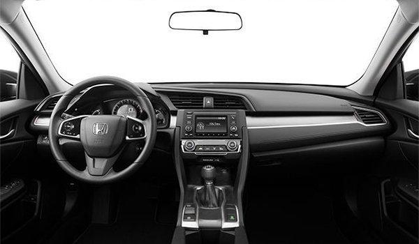 2019 Honda Civic Sedan DX MT - Interior - 1