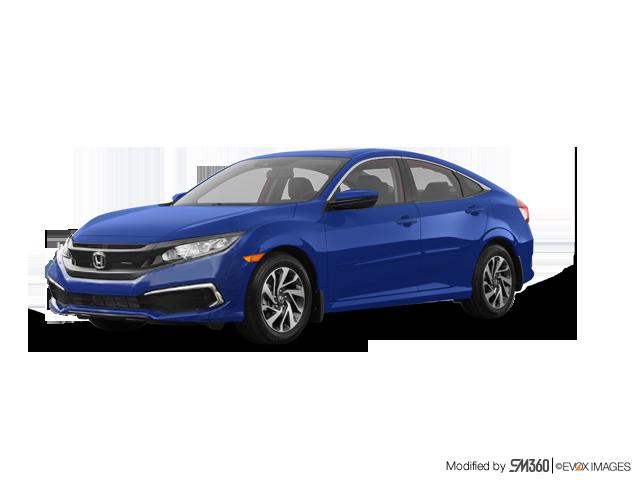 2019 Honda Civic Sedan EX CVT - Exterior - 1