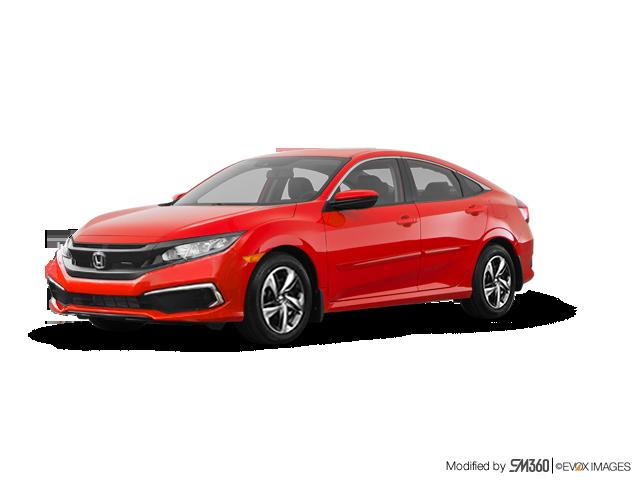 2019 Honda Civic Sedan LX CVT - Exterior - 1