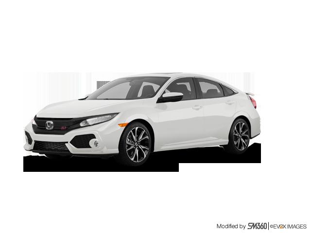 2019 Honda Civic Sedan SI MT - Exterior - 1