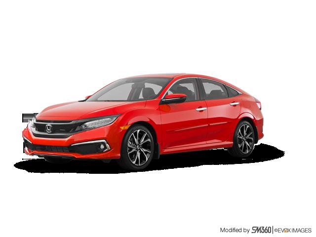 2019 Honda Civic Sedan Touring CVT - Exterior - 1