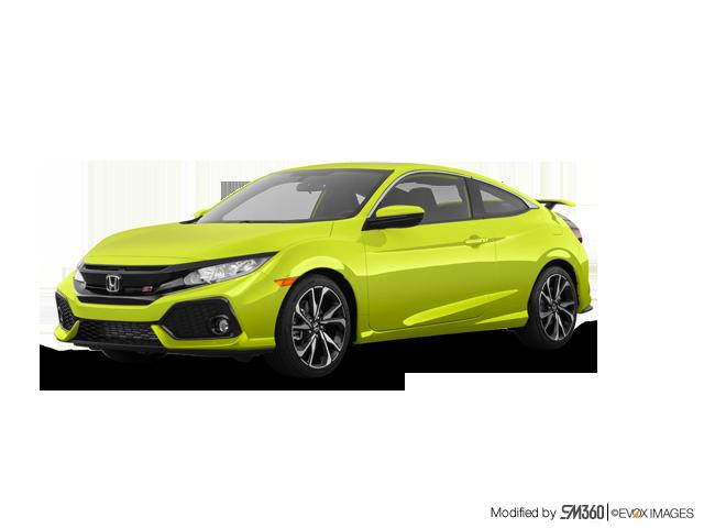 2019 Honda Civic Coupe SI MT - Exterior - 1