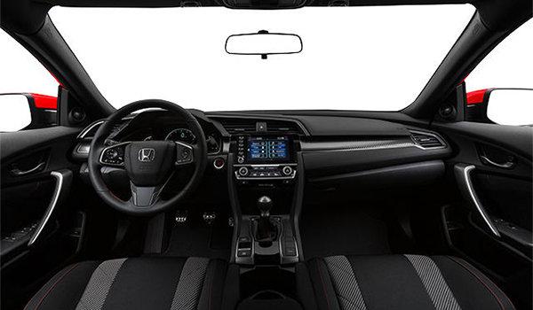 2019 Honda Civic Coupe SI MT - Interior - 1