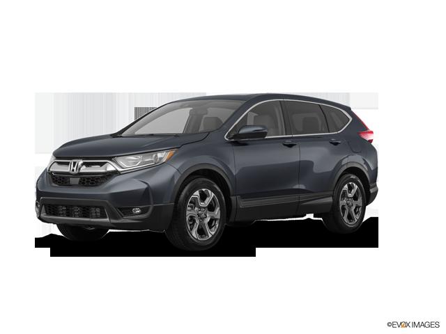 2019 Honda CR-V EX-L AWD CVT - Exterior - 1