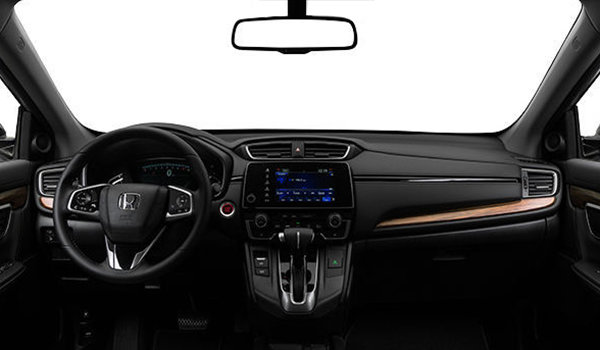 2019 Honda CR-V EX-L AWD CVT - Interior - 1