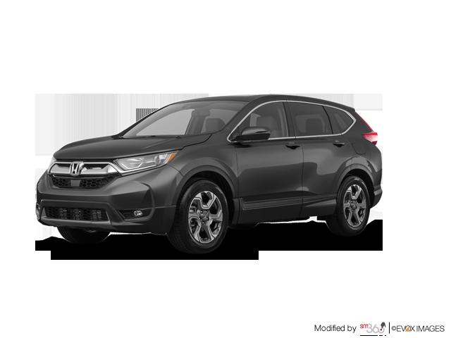 2019 Honda CR-V EX AWD CVT - Exterior - 1