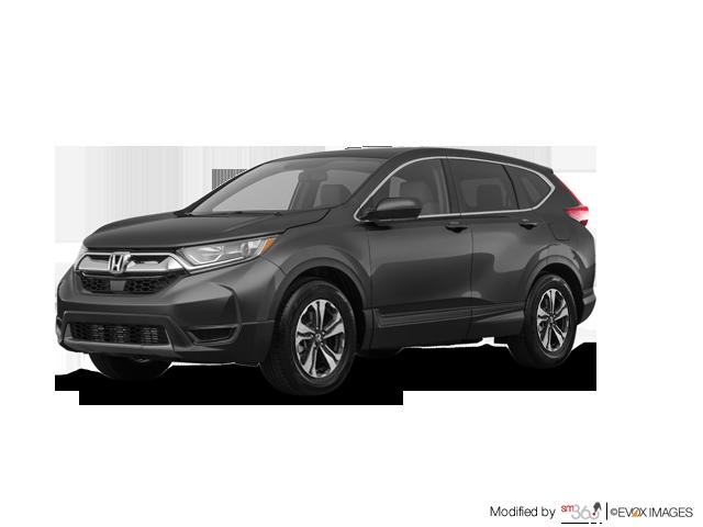2019 Honda CR-V LX 2WD CVT - Exterior - 1