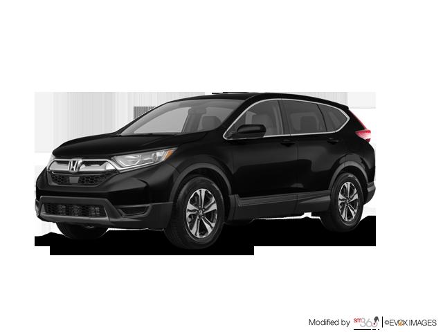 2019 Honda CR-V LX AWD CVT - Exterior - 1