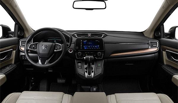 2019 Honda CR-V Touring AWD CVT - Interior - 1