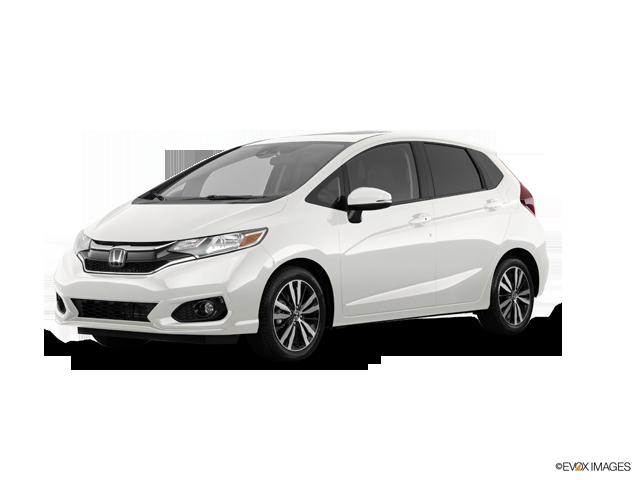 White Rock Honda | 2019 Honda Fit EX-L N CVT | #9F3617
