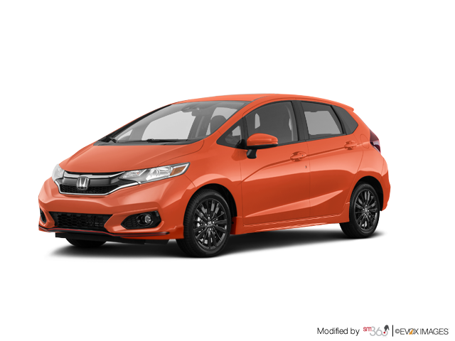 2019 Honda Fit Sport-AEB CVT - Exterior - 1