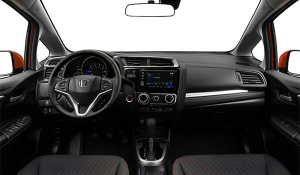 2019 Honda Fit Sport-AEB CVT - Interior - 1