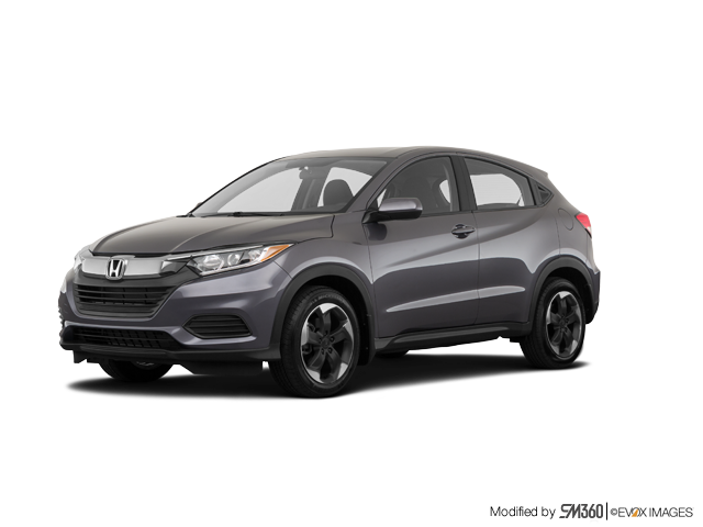 2019 Honda HR-V LX-HS 4WD - Exterior - 1
