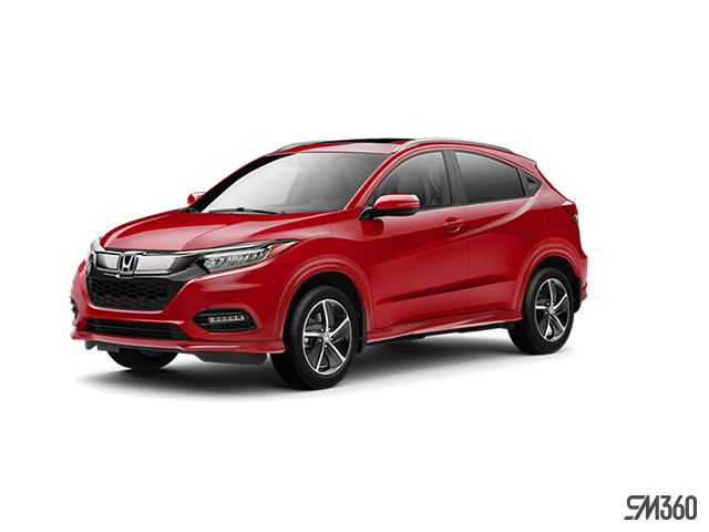 2019 Honda HR-V Touring-HS 4WD - Exterior - 1