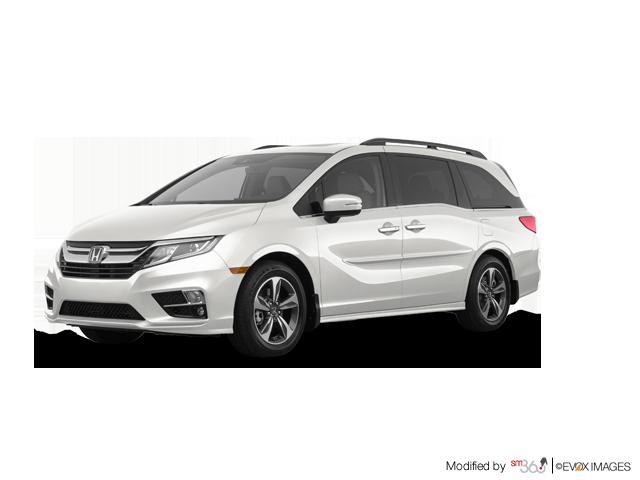 2019 Honda Odyssey EXL Navi - Exterior - 1