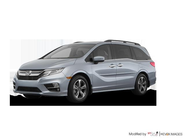 2019 Honda Odyssey EXL Res - Exterior - 1