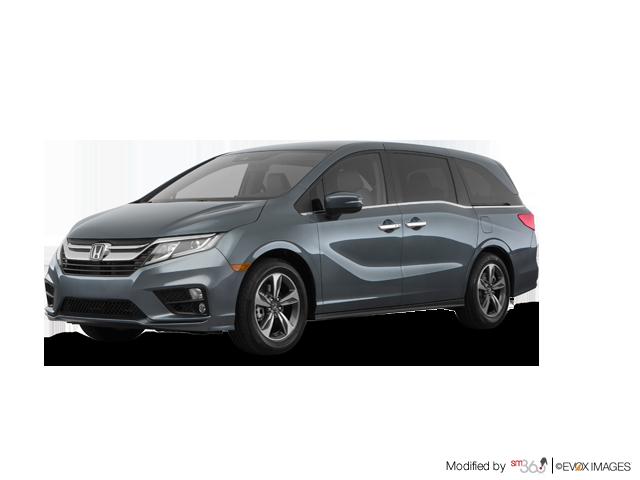 2019 Honda Odyssey EX Res - Exterior - 1