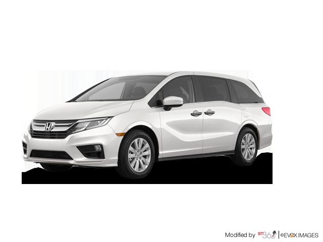 2019 Honda Odyssey LX - Exterior - 1