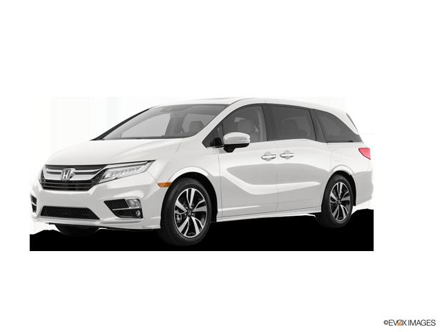 2019 Honda Odyssey Touring - Exterior - 1