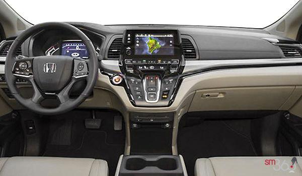 2019 Honda Odyssey Touring - Interior - 1