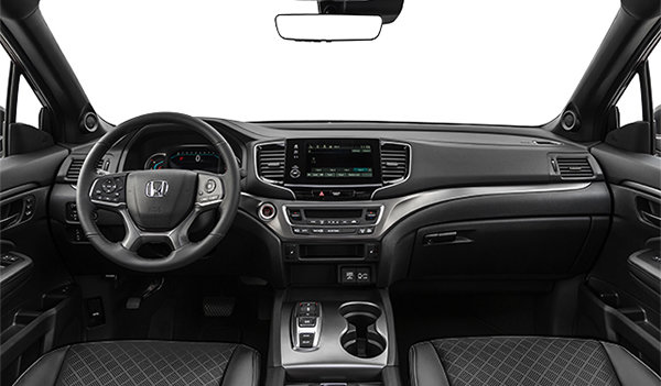 2019 Honda Passport EX-L - Interior - 1