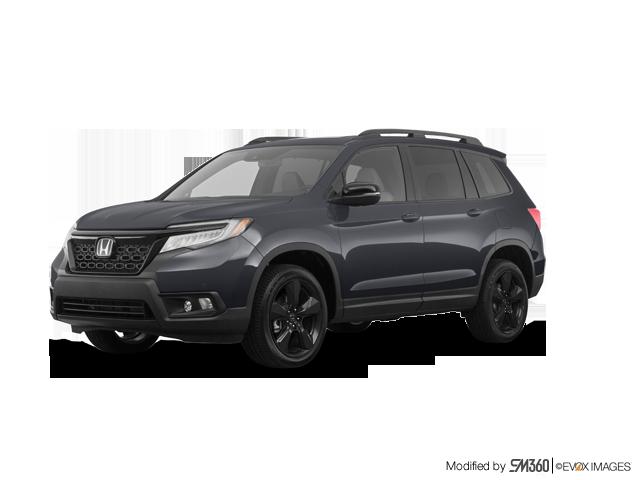2019 Honda Passport Touring - Exterior - 1