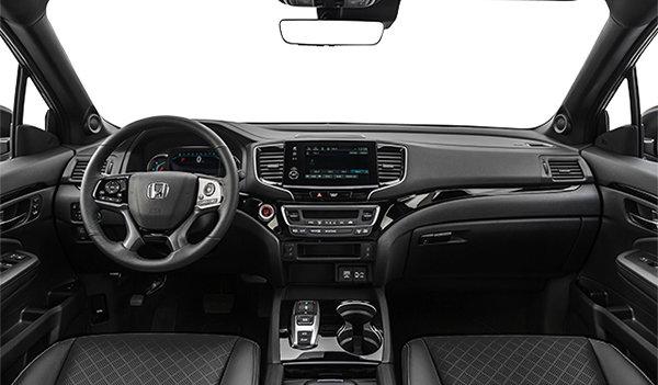 2019 Honda Passport Touring - Interior - 1