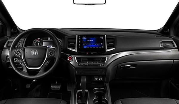 2019 Honda Ridgeline EX-L - Interior - 1