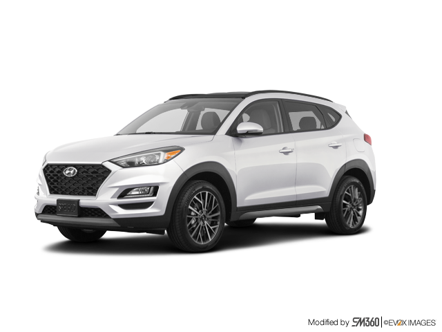 2019 Hyundai Tucson AWD 2.4L Preferred Trend - Exterior - 1