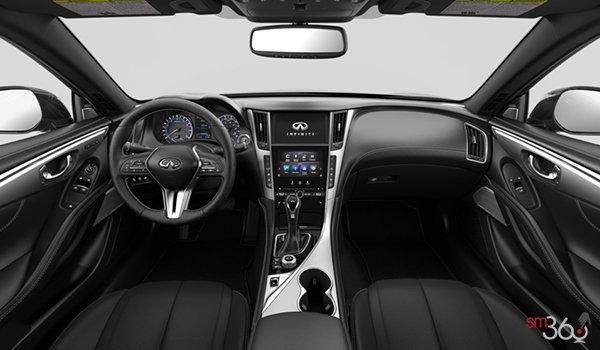 2019 Infiniti Q60 3.0T RED Sport 400 AWD - Interior - 1