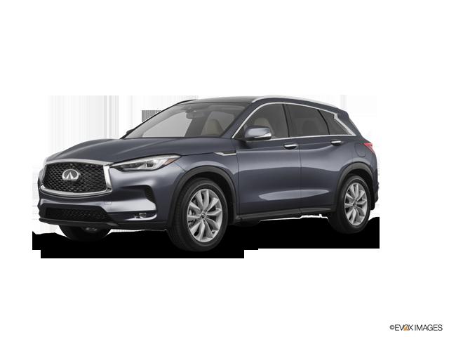 2019 Infiniti QX50 2.0T Luxe AWD (E6VG79) - Exterior - 1