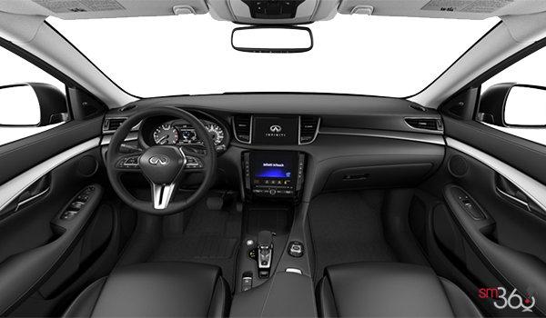 2019 Infiniti QX50 2.0T Luxe AWD (E6VG79) - Interior - 1