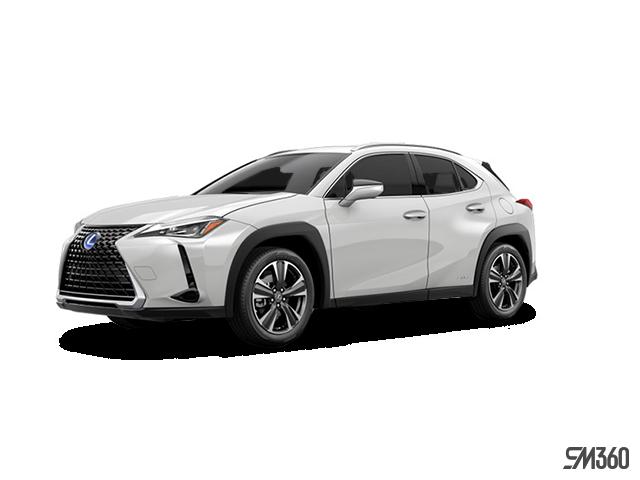2019 Lexus UX 250h Luxury Package