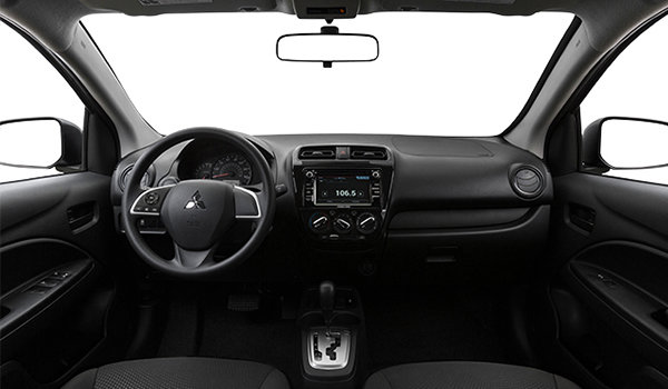 2019 Mitsubishi MIRAGE G4 ES - CVT - Interior - 1